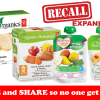 ក្រសួងពាណិជ្ជកម្មជូនដំណឹងថាផលិតផល PC Organic Brand ប៉ះពាល់ដល់ទារកធ្ងន់ធ្ងរ